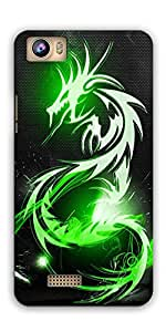 DigiPrints High Quality Printed Designer Soft Silicon Case Cover For Intex Aqua 4G Strong