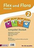 Flex und Flora: Paket Deutsch 2: Für die Ausleihe