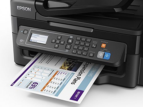 Epson ECOTANK ET-4500 EU VERSION- multifunctionals (Inkjet, Colour, Colour, 5760 x 1440 DPI, 9.2 ipm, 4.5 ipm)