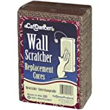 Cat Dancer Wall Scratcher Replacement Cores for Cats