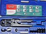 Pressatrice manuale tubo multistrato raccordi 16 20 26 32 TH pinza PEX TUBO