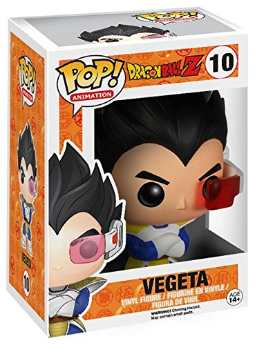 Funko Pop Vegeta (Dragon Ball 10) Funko Pop Dragon Ball