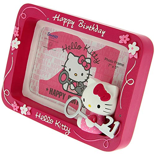Hello Kitty 21st Happy Birthday Keramik-Geschenkserie Photo Frame 7