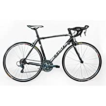 Cloot - Bicicletas de carretera - Ciclismo Ruta - Speed Race WH Shimano Claris grupo completo de 24 velocidades, Aluminio Triple Butted, Frenos Claris , Llantas Mach 1 700.