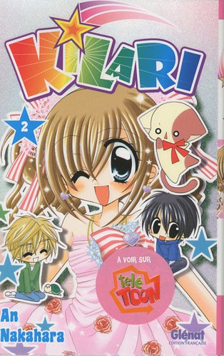 Kilari Vol.2 par NAKAHARA An