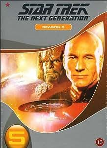 Star Trek - The Next Generation (komplette 5. Staffel) [7-DVD-Box]