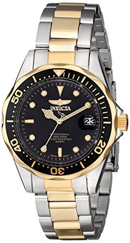 Invicta 8934 - Reloj unisex color negro / multicolor