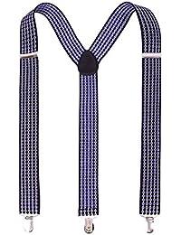 Men and Women Fashion Accessories Suspenders