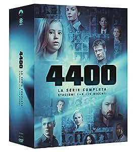 4400: Boxset Stagioni 1-4 (14 DVD)