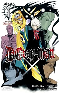 D.Gray-man Reverse Edition simple Tome 1
