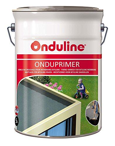 ONDUPRIMER - Voranstrich Bitumen Grundierung Haftgrund Bitumengrund - Inhalt 5 l