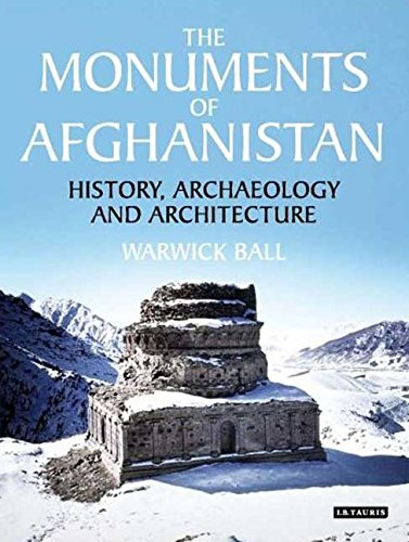 Monuments of Afghanistan por Warwick Ball