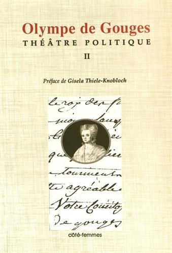 Théâtre politique T2