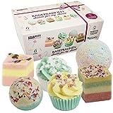 "6er Set BRUBAKER Cosmetics Badepralinen ""Sweets For My Sweet"" handgemacht und vegan"