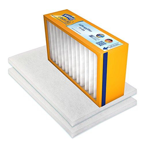 Swirl Ersatzfilterpaket 24 für Vallox Heinemann Vallo Plus 350 SC/SE/MV  &  Vallox 110 MV/SE (1 x F7 Pollenfilterkassette, 2 x G4 Mattenfilter) Klimaanlage Filter 24x24