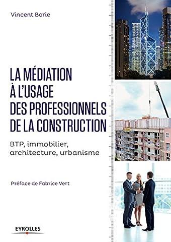 Cours Architecture - La médiation à l'usage des professionnels de
