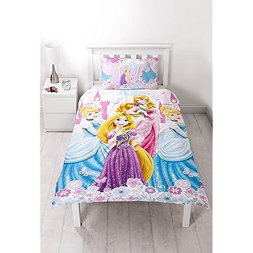 Disney Princess Dreams Single Rotary Duvet Set