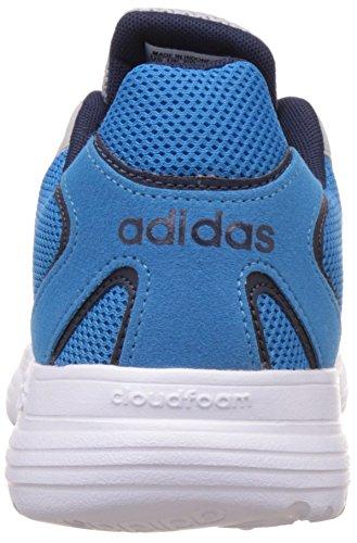 adidas Herren Cloudfoam Speed Turnschuhe, Weiß / Gelb (Maruni / Ftwbla / Amasol), Einheitsgröße Gelb (Onicla / Maruni / Azusol)