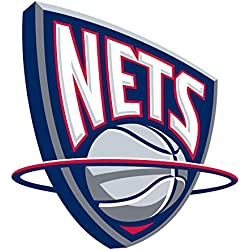 New Jersey Nets NBA Escudo de pared Pegatina Vinilo 60cm x 60cm grande (700x 600x 600mm)