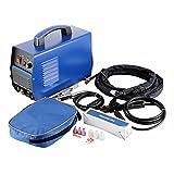 Hopopular Air Plasma Cutter 3 in 1 Multi Welder Machine 120A TIG/MMA/Stick Welding