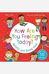 How Are You Feeling Today? Activity and Sticker Book (Activity & Sticker Book) Paperback