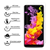 AAJO Huawei P20 Protector, [2 Pack] Tempered Glass Screen Protector[Case Friendly] 9H Hardness,Anti-scratch,Bubble-Free,Anti-Fingerprint HD Screen Protectors Film for Huawei P20