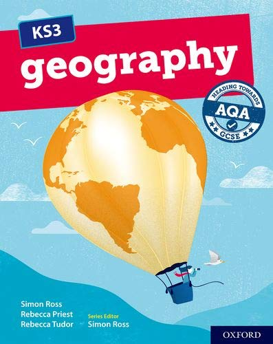 KS3 Geography: Heading towards AQA GCSE: Student Book PDF Books