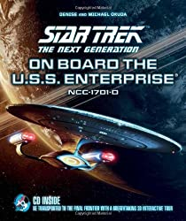 Star Trek: The Next Generation: on Board the U.S.S. Enterprise (Start Trek the Next Generation) by Michael Okuda (2013-03-14)