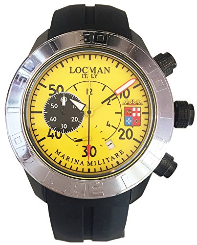 LOCMAN Montre Homme - 0391BKYL0008GOK