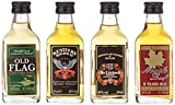 The World of Whiskey Collection 4 x 4cl