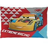 Disney Cars 042799 Sweet Kissen Ready to Go, Polyester, 28 x 42 cm
