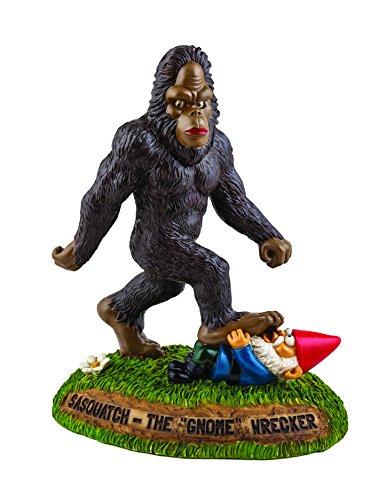 BigMouth Inc Bigfoot der Gnome Wrecker Garten Statue