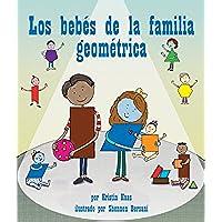 Los bebés de la familia geométrica (Spanish