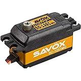 SAVOX SC-1251 Patrón MG 9KG Corto Servo de dirección digital