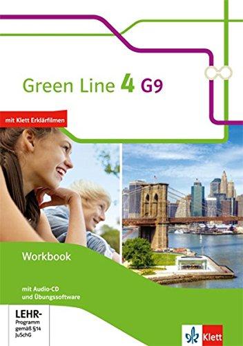 Preisvergleich Produktbild Green Line G9 / Ausgabe ab 2015: Green Line G9 / Workbook mit Audio-CD und Übungssoftware 8. Klasse: Ausgabe ab 2015
