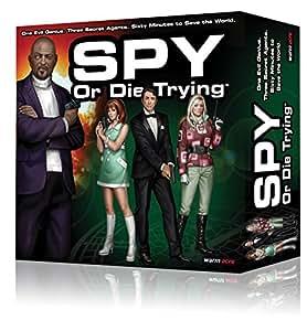Spy or Die Trying