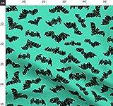 Fledermaus, Halloween, Gespenstisch, Fledermäuse, Andrea