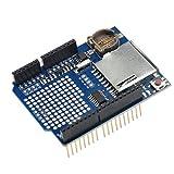 WINOMO Daten-Aufnahme MODUL-Schild Recorder Daten Logger V 1.0Für Arduino UNO SD Card