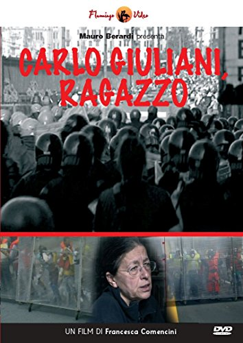 Carlo Giuliani, Ragazzo