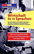 Wirtschaft in 11 Sprachen: German, English, French, Italian, Spanish, Portuguese, Dutch, Swedish, Polish, Czech, Hungarian (Compact SilverLine)