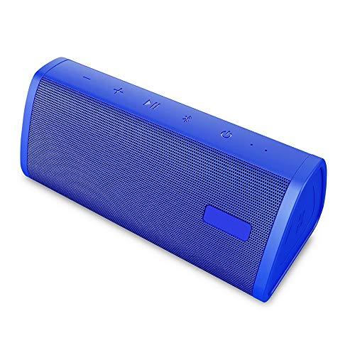 Tragbare Bluetooth Lautsprecher Außen Wasserfest Haushalt Stoßfest Party Mini Player Intelligenz Wireless Premium Kreativ Reise Klein Strand Schwimmbad Freisprechfunktion Dual Treiber Reinem Bass,blue
