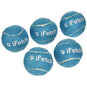 iFetch Mini Tennis Balls, Small 8
