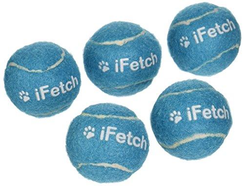 iFetch Mini Tennis Balls, Small 1