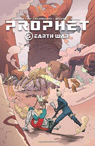 Prophet Volume 5: Earth War por Brandon Graham