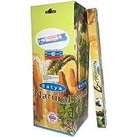 Räucherstäbchen 250g Satya Natural Nag Champa Duftsorte 25 Schachteln zu je 10g Großpackung Wohnaccessoire Raumduft preisvergleich bei billige-tabletten.eu