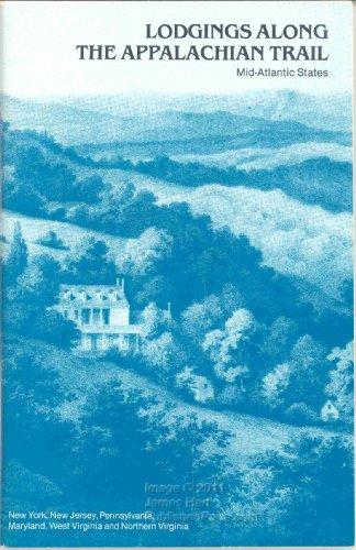Lodgings Along the Appalachian Trail: Mid-Atlantic States