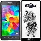 Funda para Samsung Galaxy Grand Prime (SM-G530) - pug indio by LouJah