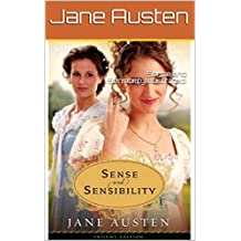 Sense and Sensibility(illustrated) (English Edition)