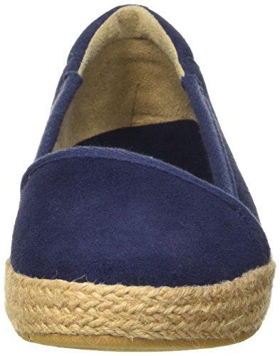 Timberland Casco Bay_Casco Bay Leather Slip On, Sneakers basses femme Bleu