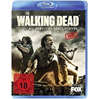 The Walking Dead - Die komplette achte Staffel